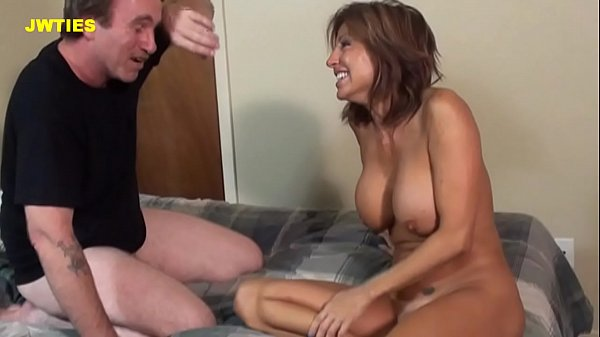 Busty MILF Fucked Silly