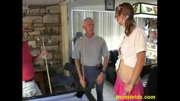 first sexual experience with father and his fri...