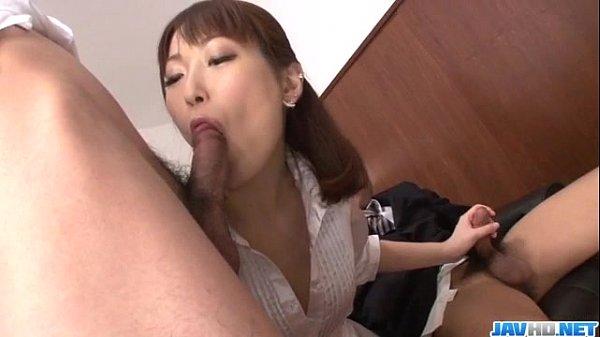 Nonoka Kaede Asian milf deals two y. cocks