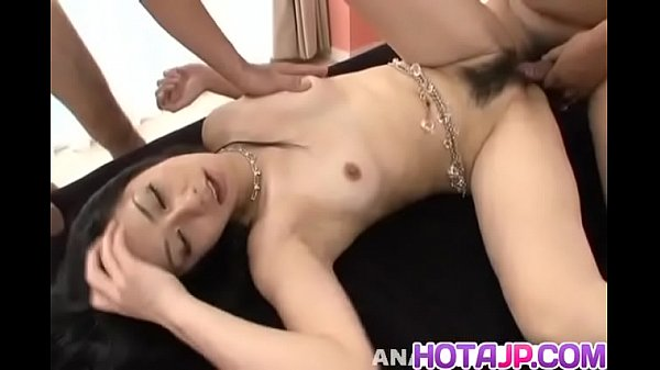 Kyoka Ishiguro gets her tight asshole penetrated good - More at hotajp.com