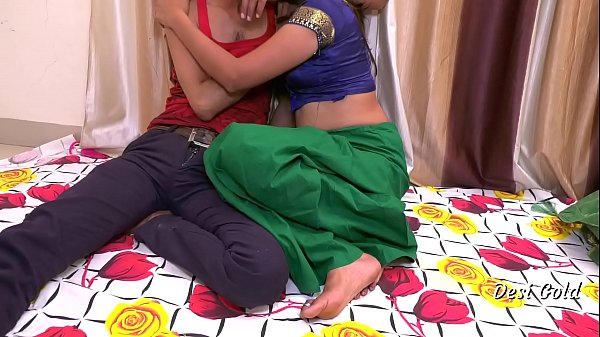 Indian Hot Bhabhi Fucking With Young College Boy Thumb
