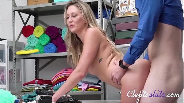 She Can't Stop Stealing- Force Fucked By Cop- Adira Allure