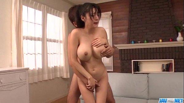 Miho Ichiki likes having cock inside her puffy ...