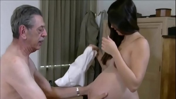 Grandpa fucks pregnant granddaughter xincestpor...