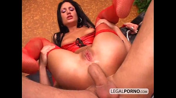 Two guys with big dicks fuck two sexy sluts NL-11-04