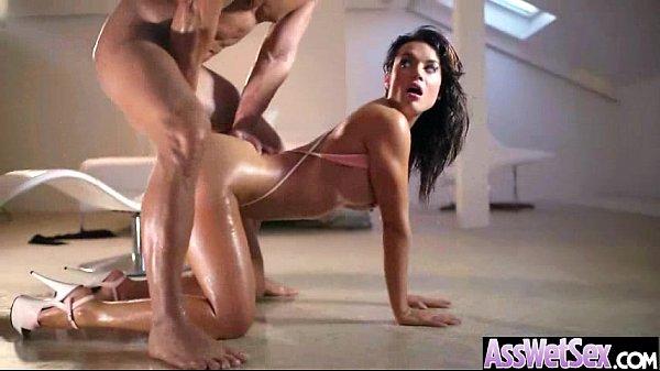 Anal Sex On Cam With Oiled Curvy Huge Ass Girl (franceska jaimes) mov-13 Thumb