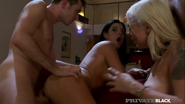 Private Black - India Summer Swings With Lorelei Lee & BBC! Thumb