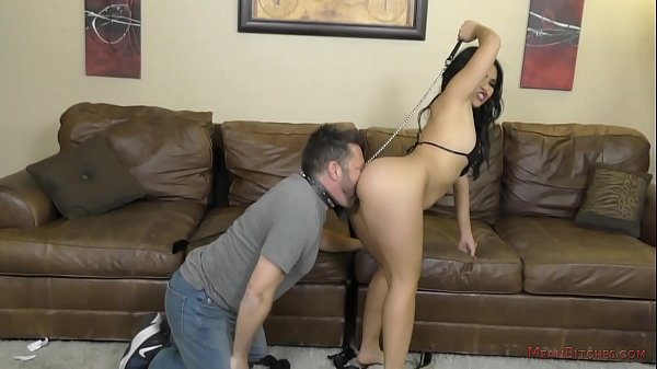 Asian Domme Cindy Starfall And Her Slave