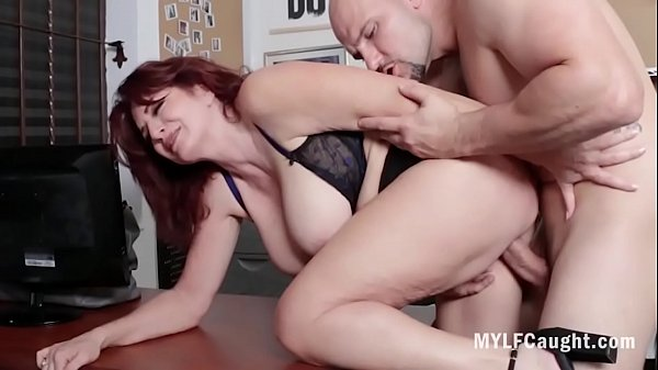 Busty Shy MILF Caught Stealing And Fucked- Andi James Thumb