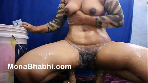 bhabhi shower sex