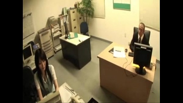 Japanese Office Secretary Blows the Boss and Gets Fucked - www.JapanesePornCams247.com