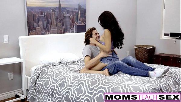 Teen Maya Bijou Caught By BF Step-Mom Jennifer White  thumbnail