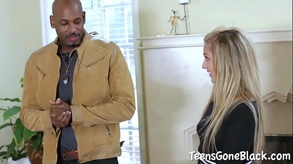 Madelyn Monroe Fucks Black Boyfriend