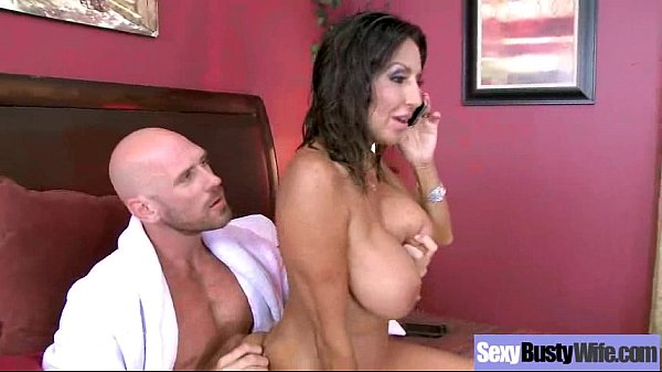 Hot Action Hard Sex Tape With Big Sexy Round Boobs Milf (tara holiday) video-29