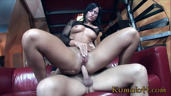 Kumalott - She Can't Stop Fucking Cock With her Ass!! Thumb