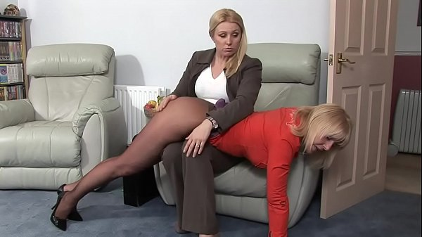 MILF on MILF spanking - WATCH LIVE CAM AT ASS-SPANKING.COM Thumb
