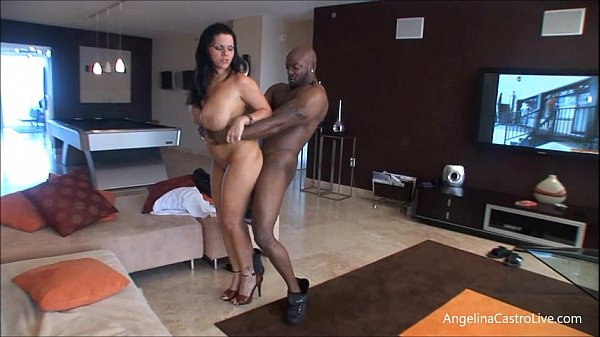 Big Titted Angelina Castro Fucks Everywhere!