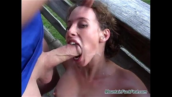 cute german needs extreme mountain sex Thumb