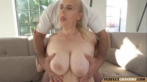 My granny has big tits Grandma With Big Tits Xvideos Com