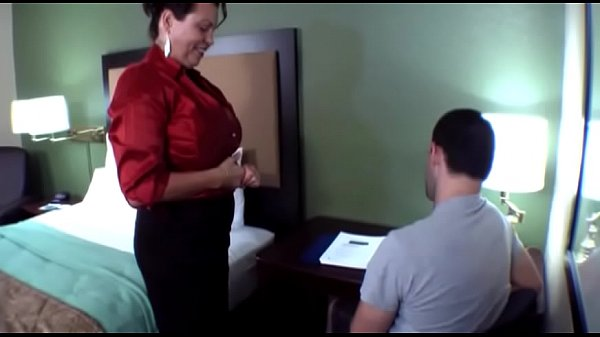 Busty Teacher Angelica Sin Tricks Innocent Boy Into Sex, Makes Him Cum Twice