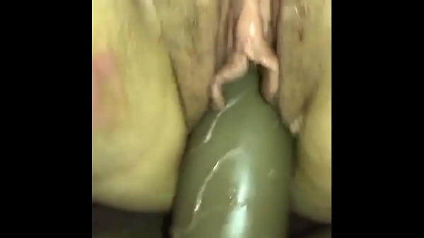 "Thick Nasty Chick Takes A 2"" Thick, 10"" Long Dong Dick ! Thumb"