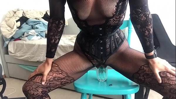 Huge insertion squirting orgasm