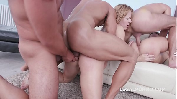 Big butt sluts Sasha Zima & Tatiana Swank fucke...