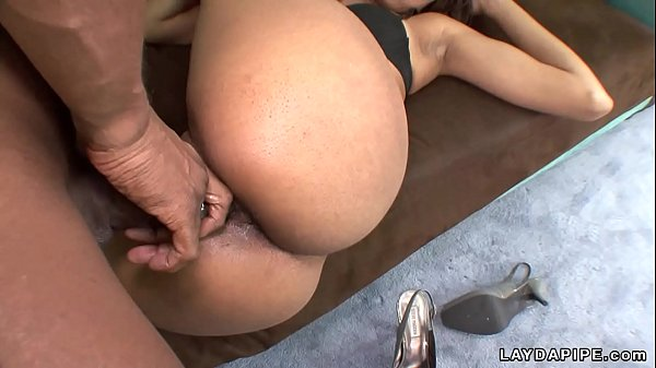 Jordin Skye Gets More Big Black Cock Than She C...