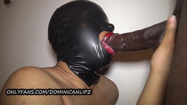 Dominican Lipz Got The Best Dick Sucking Lips w...