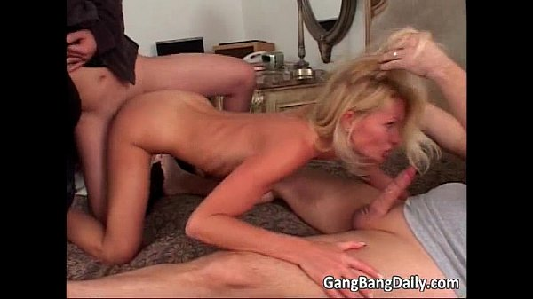 Cock craving blonde MILF wishes