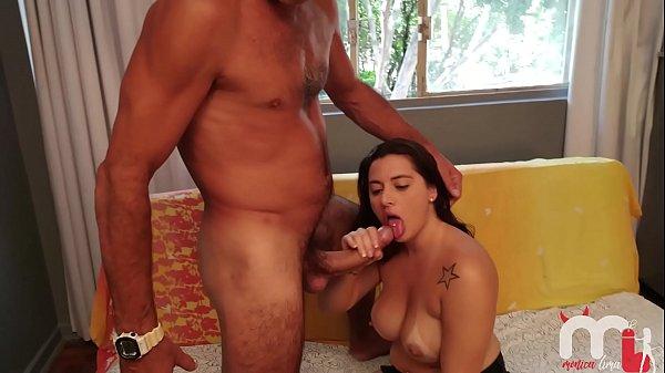 Bastidores Monica Lima & Big Macky (Anal Total)