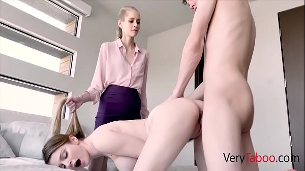 Mom Makes Sure Sister Is Punish Fucked- Bunny Colby
