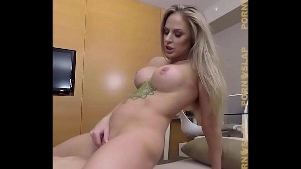 PornSlap Caught Masturbating So She Fucks