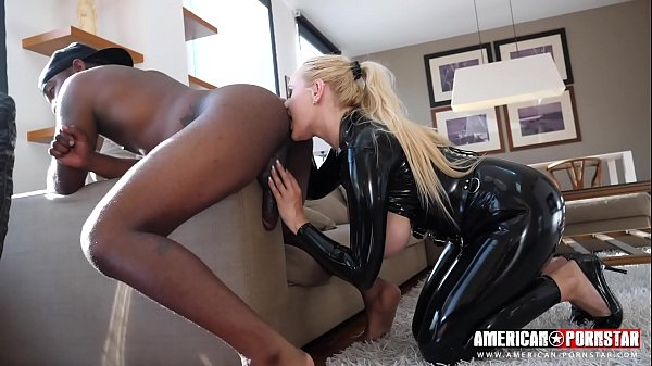 Watch Angel Wicky as she's slides up and down a...