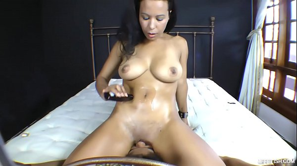 Double Punishment from Cris Moreno - Dirty Pussy for Useless Slave