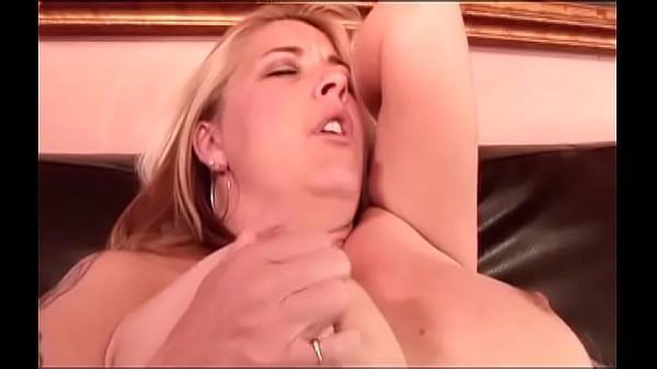 Sexy lesbian MILF's lick and fuck each others tight bodies using strap on