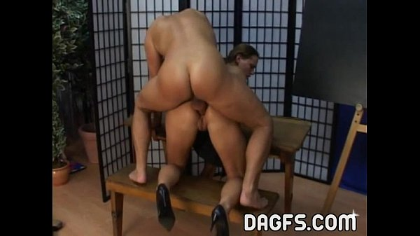 Anal drilling is the way