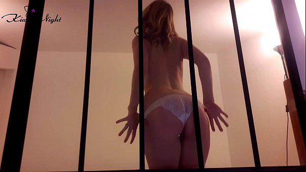 Horny Woman Dancing and Undressing - Jerk Off