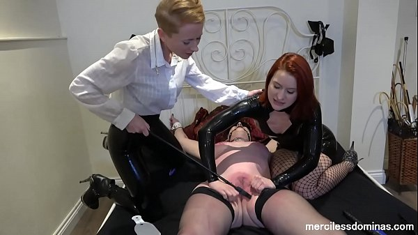 Sleepover with Surprise - Naughty Present for Miss Flora and Mistress Melia