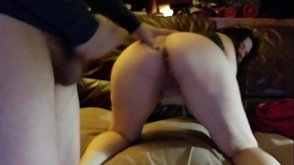 Facefuck her till she begs for dick in her ass