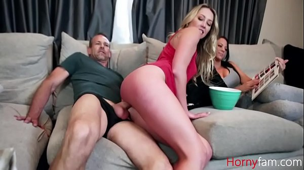 Riding Daddy's Naughty Cock- Adira Allure
