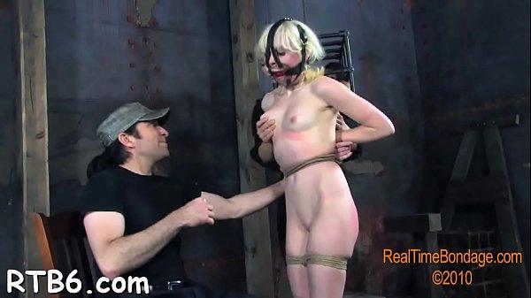 Rope servitude porn Thumb
