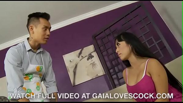 Keni Styles Fucks Gaia - GaiaLovesCock.Com Thumb