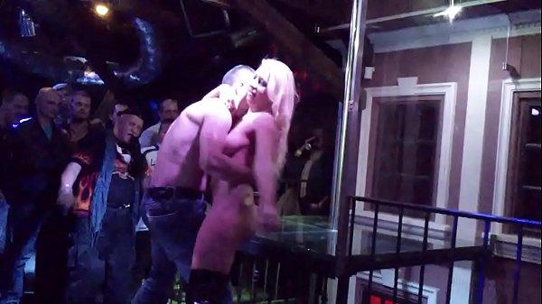 Striptease in Night Club #1