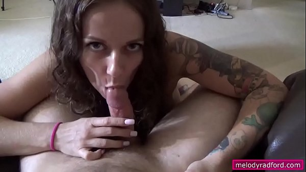 Melody Radford - I Beg for Cum while indulging on a hot throbbing cock