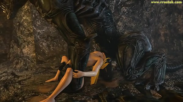 Samus Aran on a strange Alien Planet Saga Full Video 3D Porn Thumb