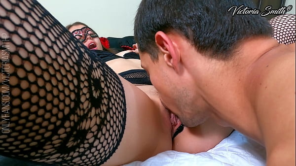 Tiny Pussy and Clit Licking, Real Wet and Drooling