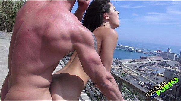 Sexo en un atico de barcelona