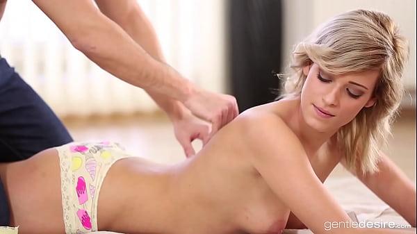 Cute Ria Sunn Gets a Massage