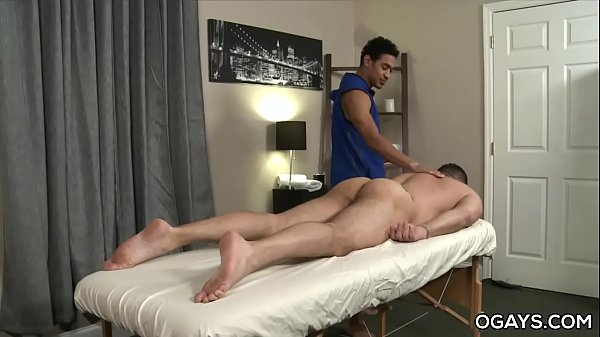Big Cocked Gay Masseur